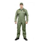 Комбинезон полетный ДФ-15 оливковый рип/стоп
