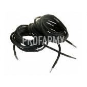 Шнурки ПЭС4 170 см черные
