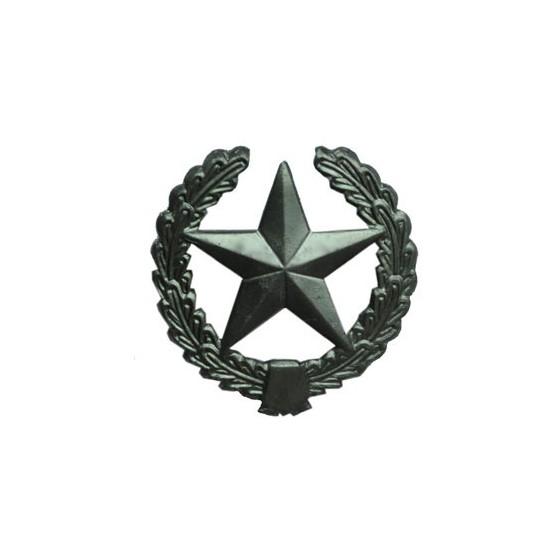 Эмблема петличная Сухопутные войска полевая металл