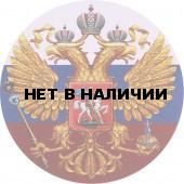 Наклейка Герб России большая сувенирная