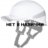 Каска защитная BASEBALL DIAMOND V UP белая (DIAM5UPBC) Delta Plus
