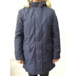 Куртка женская всесезонная МПА-82 (ткань рип-стоп мембрана) синяя