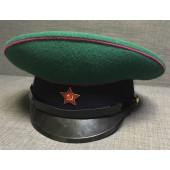 Фуражка Пограничные войска старого образца (69-80г) модельная