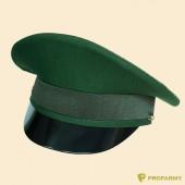 Фуражка офисная защитного цвета