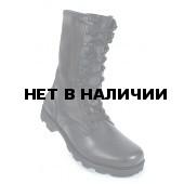 Ботинки с высокими берцами М-777 черные