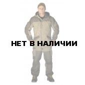 Костюм демисезонный ГЕРКОН-ВЕСНА/ОСЕНЬ куртка/брюки хаки/темный хаки, ткань : Таслан/Кошачий глаз