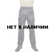 Брюки МПА-52 (ткань Мираж) питон ночь