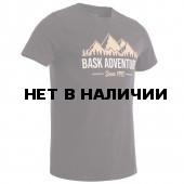 Футболка мужская BASK ADVENTURE MT черный