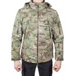 Куртка с капюшоном МПА-26 (ткань софтшелл), камуфляж мультикам
