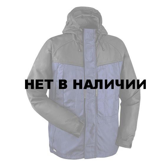 Куртка маршрутная Panzer черно-синяя