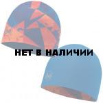 Шапка Buff Microfiber Reversible Hat Rush Multi/Blue Skydiver 115341.555.10.00