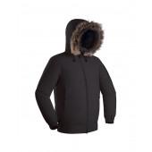 Куртка пуховая женская BASK YGRA черная