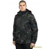 Куртка Mistral XPS69-5 Softshell multicam blacк