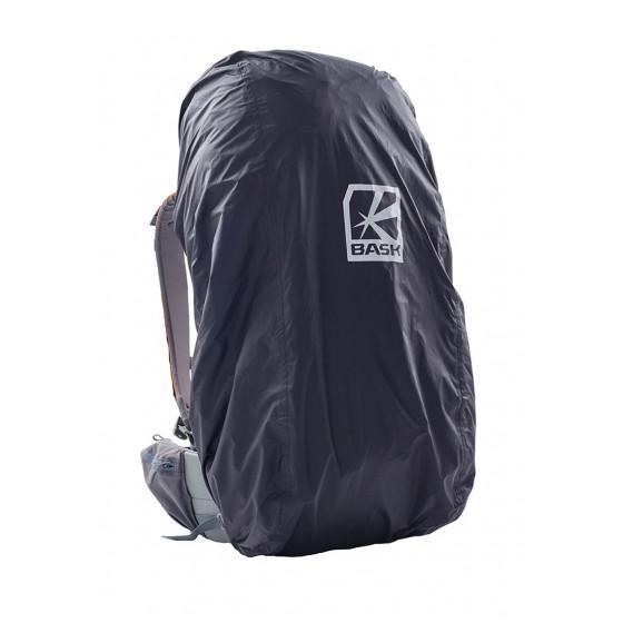 Накидка для рюкзака BASK RAINCOVER XXL (135 литров) черная