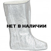 Чулки фольгированные утепляющие для сапог ЭВА натуральная шерсть -65С (20 пар)