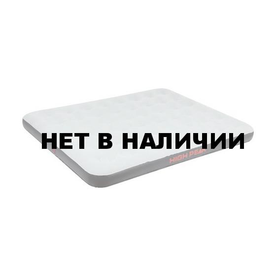 Матрац надувной Air bed Queen серый/тёмно-серый, 197 x 152 x 20см, 40088