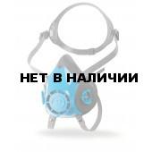 Полумаска изолирующая UNIX 1100 (Сорбент)