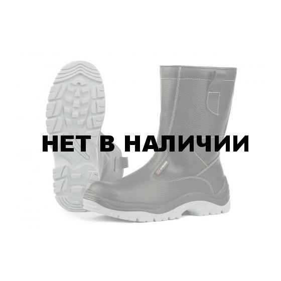 Сапоги кожаные НЕОН Basic ПУ с МП