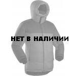 Мужской пуховик Баск KHAN TENGRI V6 серый тмн/черный