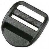 Пряжка трехщелевая регулировочная 20 мм 1-05318 оливковый Duraflex