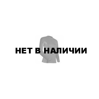 БЛУЗА SLIM FIT PON LADY SLEEVE СЕРЫЙ ТМН/СЕРЫЙ L
