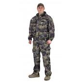 Костюм БАРС куртка/брюки, цвет:, камуфляж Урбан, ткань : Грета