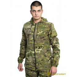 Куртка флисовая TERRA мультикам