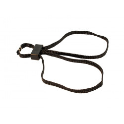Текстильные наручники одноразовые