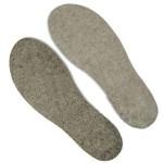 Стельки антигрибковые Чистый лен