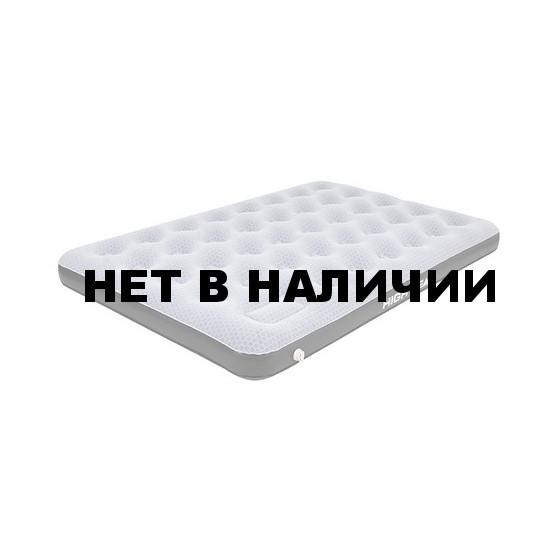 Матраc надувной Air bed Double Comfort Plus Oversize 210 x 140 x 20 cm, серый/черный, 40044