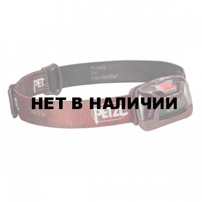 Фонарь TIKKINA Red (Petzl)