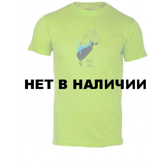 Футболка GREEN KATANA TEE MAN Green, 01MGR