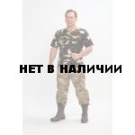 Футболка, камуфляж Кукла зеленая (мод.ФК-11)