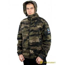 Куртка флисовая SHERPA PF3-63 Tiger 3D