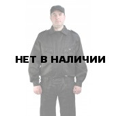 """Костюм мужской """"Охрана"""" черный"""
