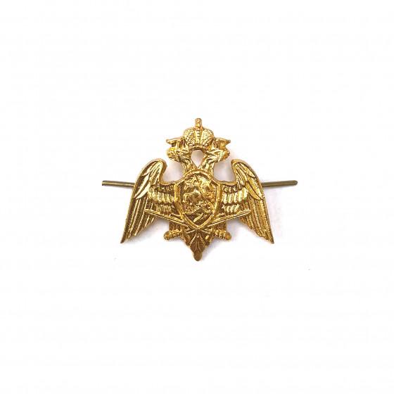 Эмблема петличная Росгвардия металл