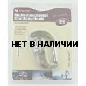 Карабин нож 5 в 1 A08 (RemiLing)