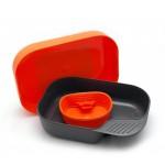 Портативный набор посуды CAMP-A-BOX® BASIC ORANGE NEW, W30262