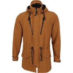 Куртка Citizen SoftShell brown