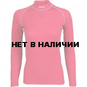 Термобелье женское Energy футболка L/S Thermal Grid light брусничная