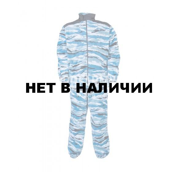 (К) Костюм флисовый Ф-1 синий камыш