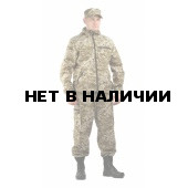 Костюм мужской Турист 1 летний, ткань Тиси сорочечная-облегченная, камуфляж Цифра хаки
