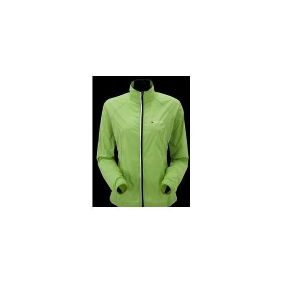 Куpтка жен. FEATHERLITE MARATHON JKT, M 38/40 vivid green, FFE