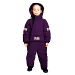 Комбинезон утепленный BASK kids SPACE фиолетовый