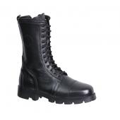 Ботинки с высокими берцами с молнией демисезонные Волк M517