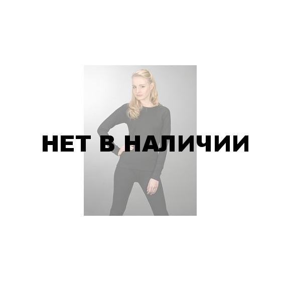 Комплект женского термобелья Guahoo: рубашка + лосины ( 291S-BК / 291P-BК)