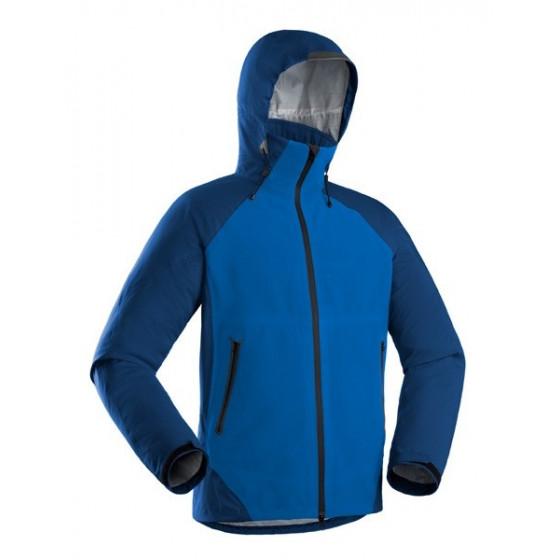 Мембранная куртка Баск MIXT TECHNORESIST синий/синий тмн
