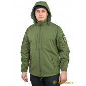 Куртка Mistral XPS74-4 Softshell Olive Green