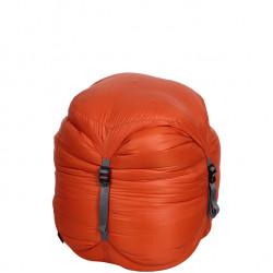 Спальный мешок пуховый Tandem Permafrost терракот