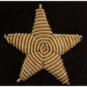 Звезда на тужурку офицеров ВМФ